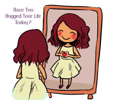 Hug Your LifeR